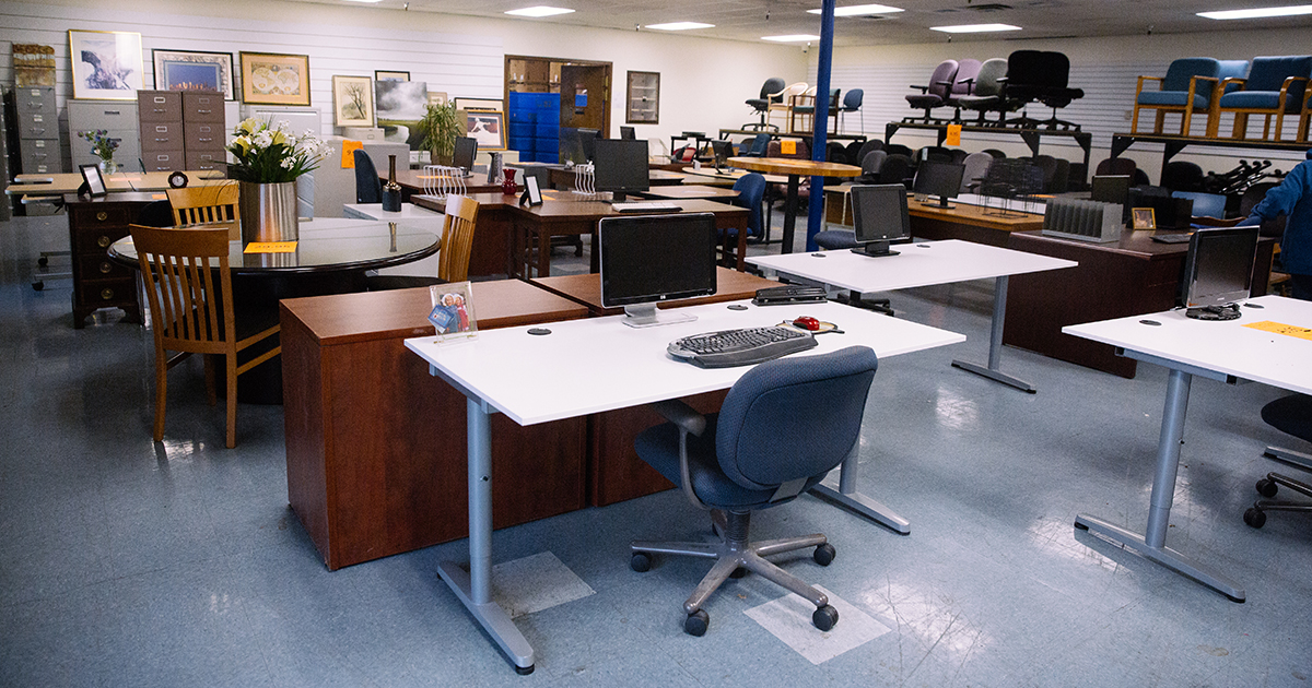 Donate Used Office Furniture Seattle